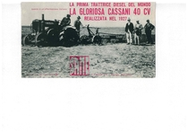 La Gloriosa CASSANI 40 CV