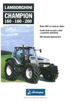 CHAMPION 160 - 180 - 200