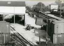 Stabilimento Deutz-Fahr a Lauingen - Passaggio della ferrovia