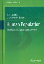 CINCOTTA R. P. / GORENFLO J. J., Human Population, Berlino, Springer, 2011