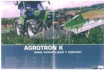 AGROTRN K gran versatilidad y confort