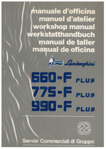 660-775-990 F PLUS - Manuale d'officina