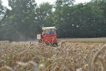 Samecar Agricolo al lavoro in provincia di Asti