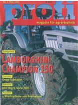 Lambrorghini CHAMPION 150