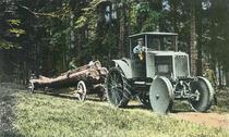 [Deutz] trattore da 40 cavalli originariamente prodotto per l'esercito tedesco