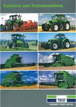 Gesamtkatalog - Traktoren und Erntemaschinen