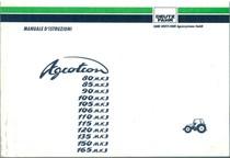 AGROTRON MK3 80-85-90-100-105-106-110-115-120-135-150-165 - Libretto Uso & Manutenzione