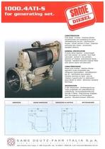 Motore 1000.4 ATI - S