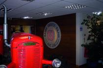 Filiale SAME DEUTZ-FAHR UK Ltd. - Esterno e ingresso