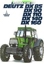 DX 85 - DX 90 - DX 110 -DX 140 - DX 160