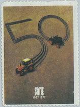 Francobollo celebrativo 50° anniversario Same