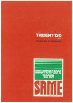 TRIDENT 130 EXPORT - Utilisation et entretien
