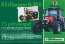 Hurlimann H 100 - 75 printemps!