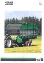 Ladenwagen K 7.30 - K 7.36 - K 7.44- FE 6.37 C
