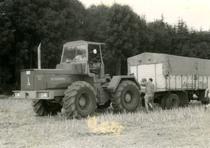 [Deutz] trattore D 13006 prove in campo