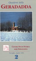 Quaderni della Geradadda - Centro Studi Storici della Geradadda - Volume 2, Banca di Credito Cooperativo di Treviglio e della Geradadda, 1996