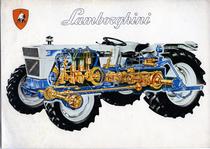 Pubblicitaria - Lamborghini R 475