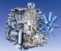 [Deutz-Fahr] motore del trattore Agroplus 75-85-95-100