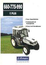 660 - 775 - 990 F PLUS