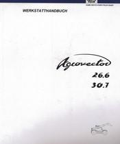 AGROVECTOR 26.6 - AGROVECTOR 30.7 - Werkstatthandbuch