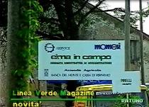 """Attrezzature per la lavorazione del terreno alla prima edizione di """"EIMA in campo"""" - Linea Verde Magazine, Rai 1"""