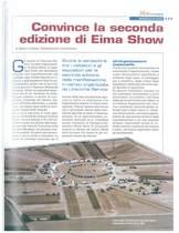 Convince la seconda edizione di Eima Show