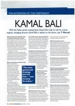 Kamal Bali