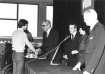 Premiazione dei dipendenti SAME diplomati