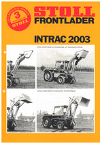 STOLL FRONTLADER INTRAC 2003