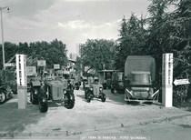 42ª Fiera di Padova, 1964 - Esposizione di trattori SAME
