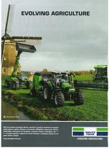 Evolving agricolture