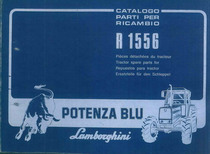 R 1556 - Catalogo Parti di Ricambio / Pièces de Rechange du Tracteur / Tractor Spare Parts / Ersatzteile für den Schleppers / Repuestos para Tractor
