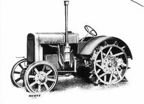 [Deutz] trattore F2M 315