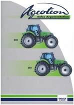 Agrotron 230 - 260 - Sales Argumentation