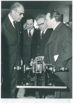 Visita di S.E. Ambasciatore degli U.S.A. Sig. Reinhardt, presso la Fiera di Verona
