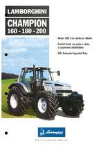 CHAMPION - 160-180-200