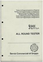 All Round Tester - Tester di Programmazione e Diagnosi / Testeur de Programmation et Diagnostic / Programming and Diagnostic Tester / Programmier und Diagnosetester / Tester de Programaciòn y Diagnòstico / Tester de Programaçào e Diagnòstico