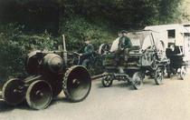 [Deutz] trattore MTH 222 al lavoro