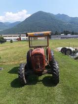 [SAME] trattore SAME 250 presso Costa Volpino (BG)