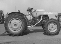 Trattore SAME Delfino 32 a 4 ruote motrici