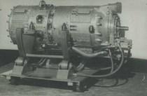 Motore aeronautico B8/ 110 OTO Brevetto Cassani