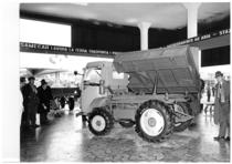 65ª Fiera di Verona, 10-19 marzo 1963 - Samecar in esposizione