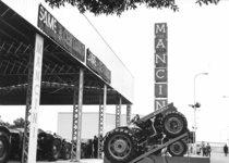 Fiera di Foggia - Lancio del trattore SAME Centauro
