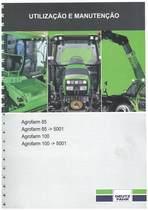 AGROFARM 85-100 - Uso e Manutenção
