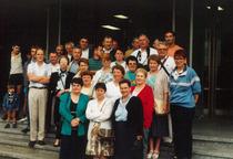 Visita di ospiti francesi presso lo stabilimento di Treviglio
