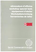 Attrezzature d'officina / Workshop special tools / Equipement d'atelier / Werkstatteinrichtung / herramientas de taller