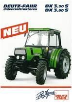 DEUTZ-FAHR DX 3.50 S - 3.90 S