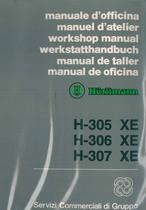 H 305 - H 306 - H 307 XE - Werkstatthandbuch
