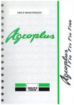 AGROPLUS F 70-75-90-100 - Uso e Manutenção