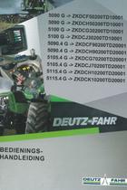 5090 G ->ZKDCF50200TD10001 - 5090 G ->ZKDCH50200TD10001 - 5100 G ->ZKDCG30200TD10001 - 5100 G ->ZKDCJ30200TD10001 - 5090.4 G ->ZKDCF90200TD20001 - 5090.4 G ->ZKDCH90200TD20001 - 5105.4 G ->ZKDCG70200TD20001 - 5105.4 G ->ZKDCJ70200TD20001 - 5115.4 G ->ZKDCH10200TD20001 - 5115.4 G ->ZKDCK10200TD20001 - Bedienings-handleiding